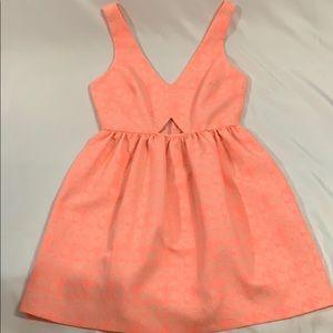 Bright Flirty Dress